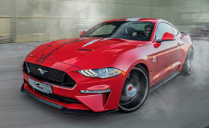 Mustang GT One of 7 impressions